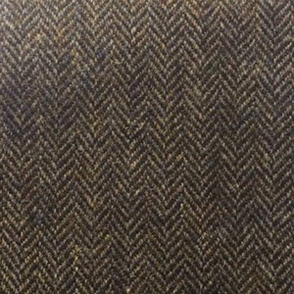 Basalt Herringbone - Classic Harris Tweed