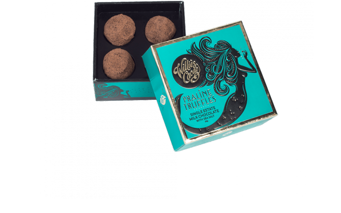 Chocoholic - Gifts that are eaten with delight & remembered for days afterwards.