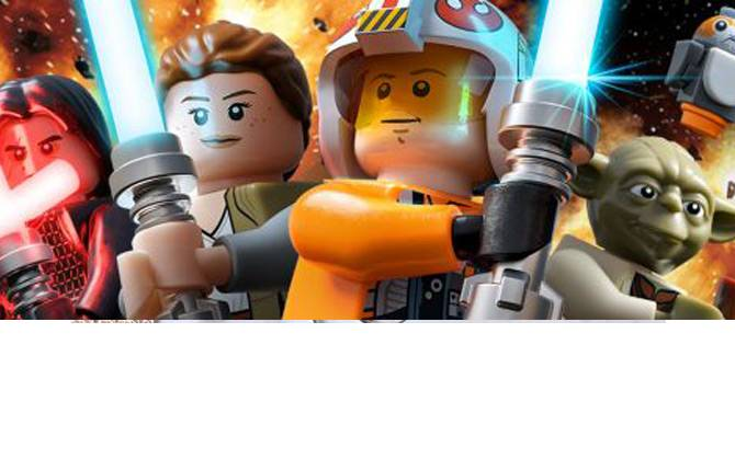 Lego Star Wars - A whole galaxy of Lego Star Wars to discover here at After Noah