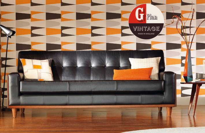 G Plan Vintage The Fifty Nine Range of Sofas, Armchairs & Footstools