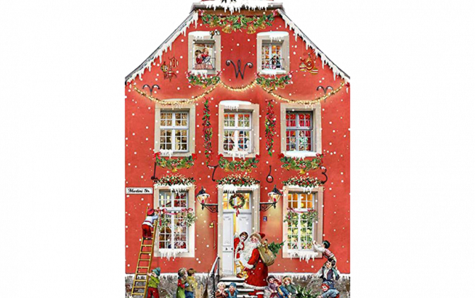 Christmas Advent Calendars - Let the countdown begin …
