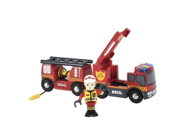 BRIO Railway - Build their imagination...