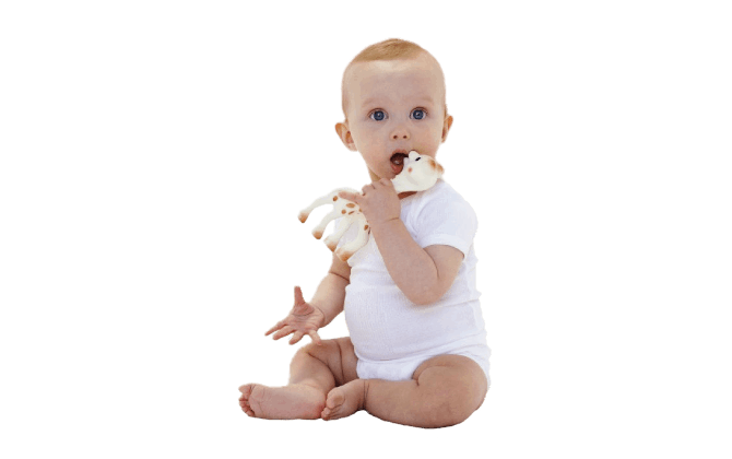 Best For Babies - Toys that stimulate each of the five senses...