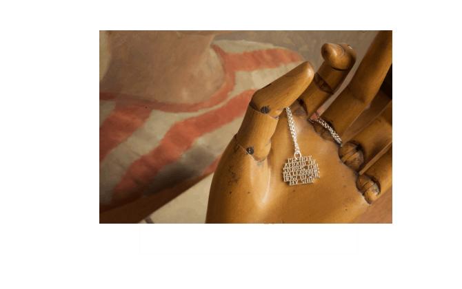 Ordbord Jewellery - Word Jewellery