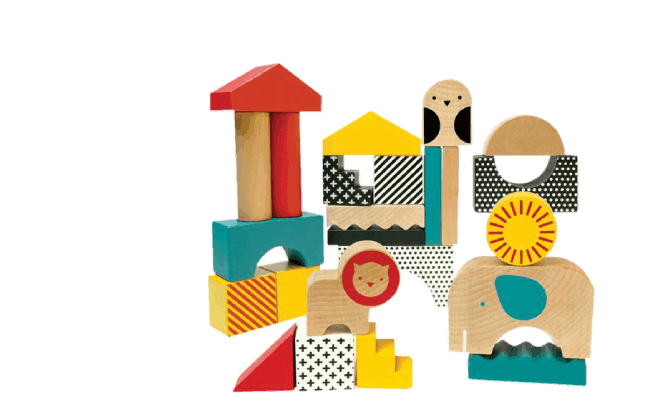 Petit Collage Toys - Bold thoughtful toys that inspire little ones...