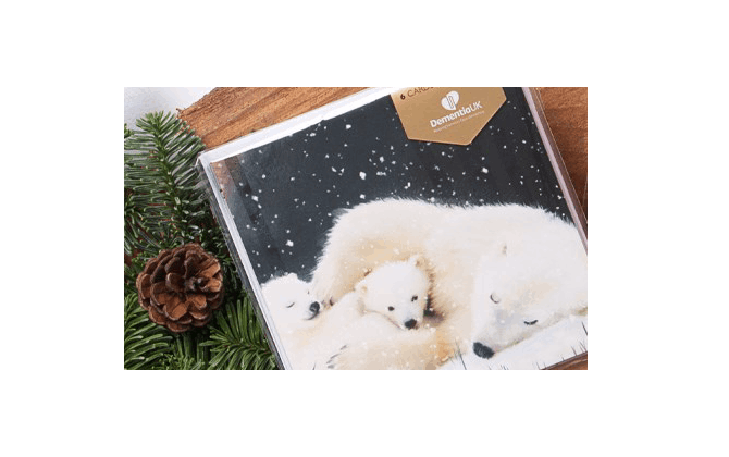 Christmas Cards for Charity  - Spread the festive cheer even further by purchasing a charity set that gives a percentage of profits to a worthy cause.