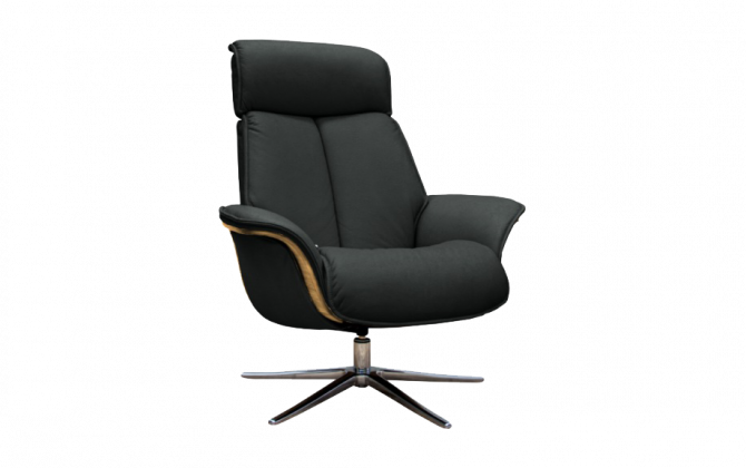 G Plan The Lund Range Of Reclining Armchairs & Footstools - Price-matched & Free Delivery