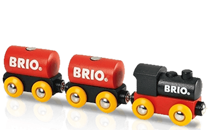 BRIO Railway - Build their imagination...