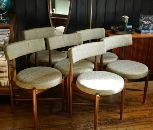 After Noah Workshops Restore 1960s G-Plan Fresco Dining Suite