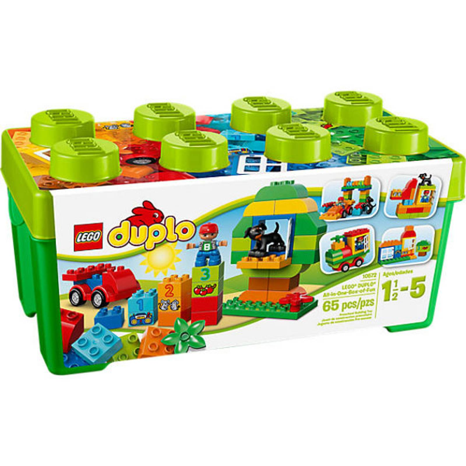LEGO® DUPLO® All In One Box Of Fun 10572 Age 1-5 thumbnails