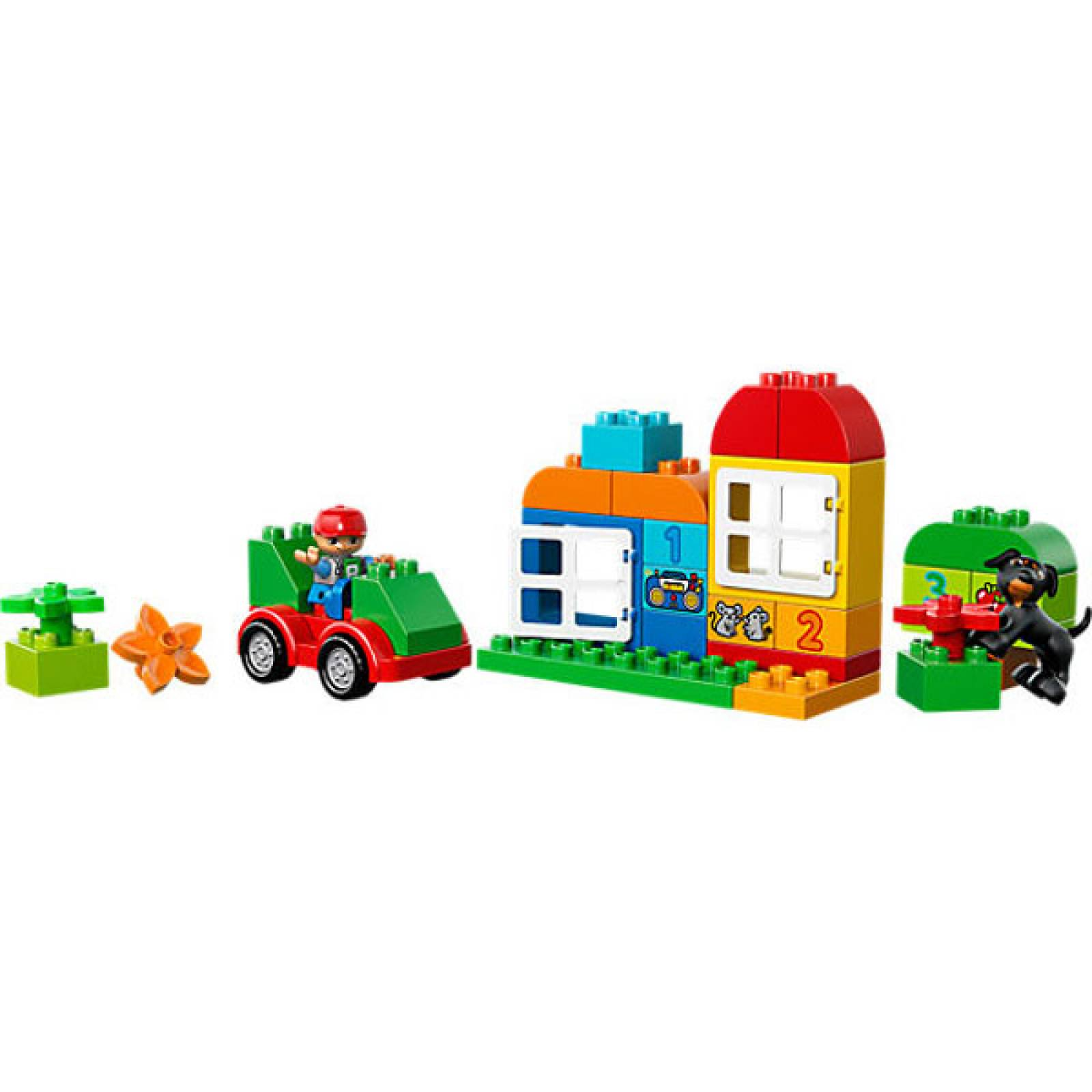 LEGO® DUPLO® All In One Box Of Fun 10572 Age 1-5