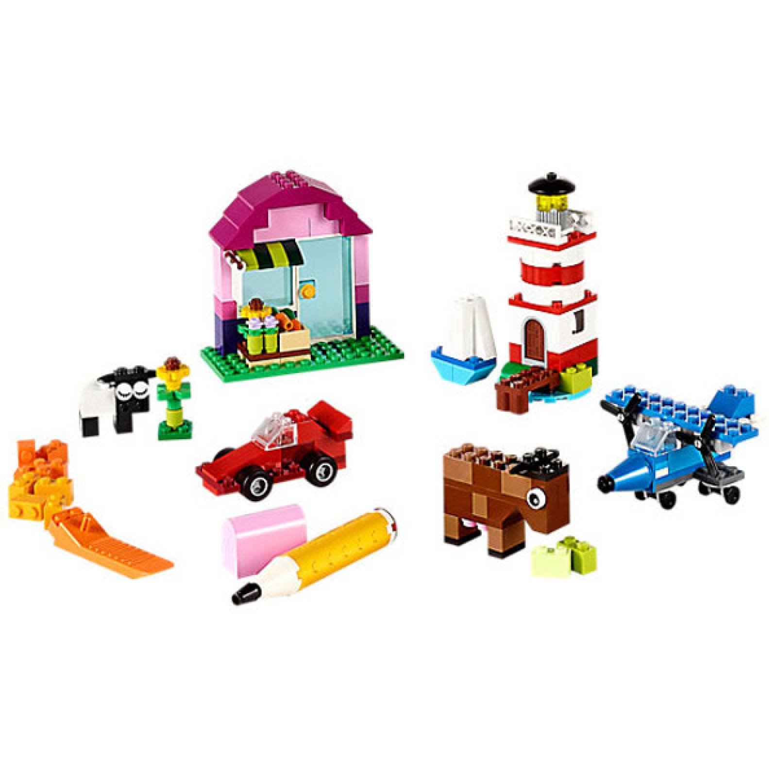 LEGO® Classic Creative Bricks 4+ 10692