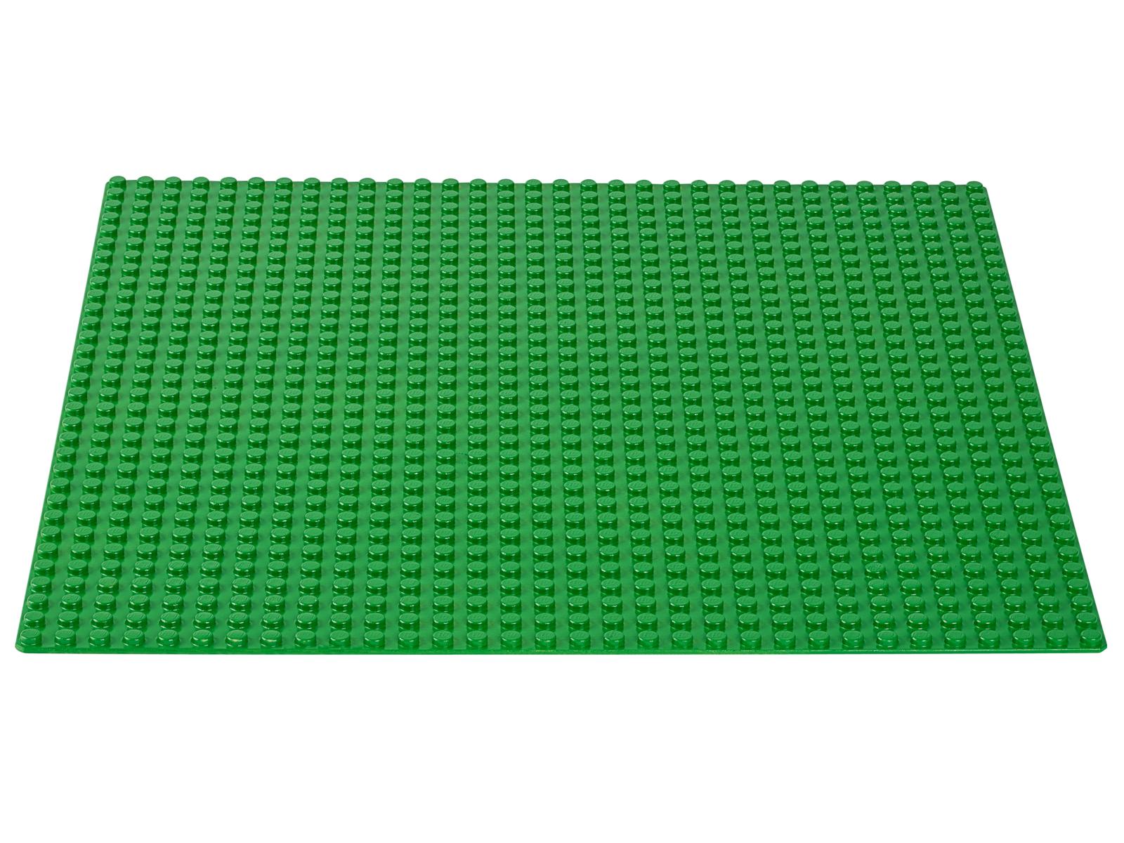 LEGO Classic Green Base Plate 10700