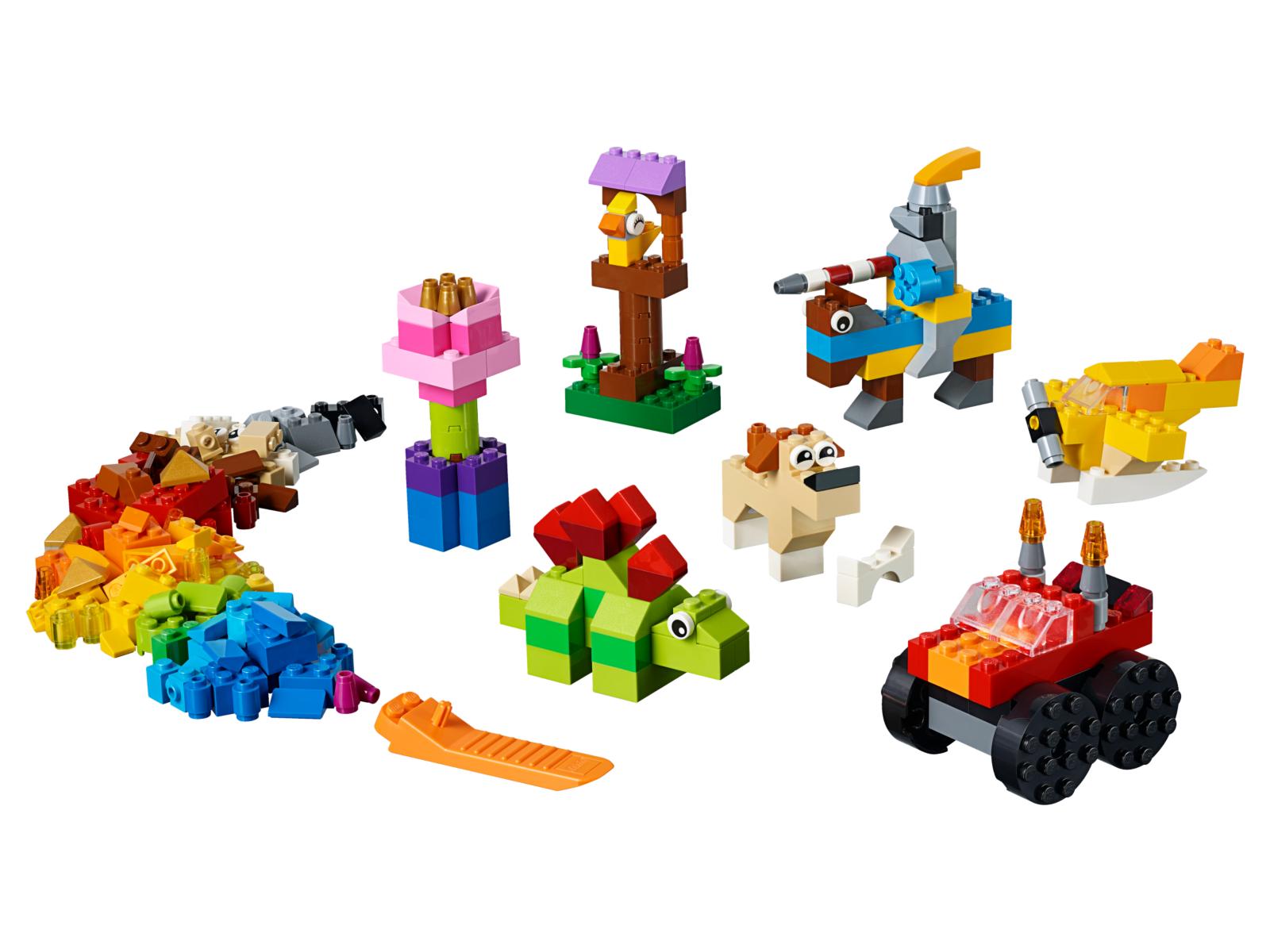 LEGO Classic Basic Brick Set 11002 thumbnails