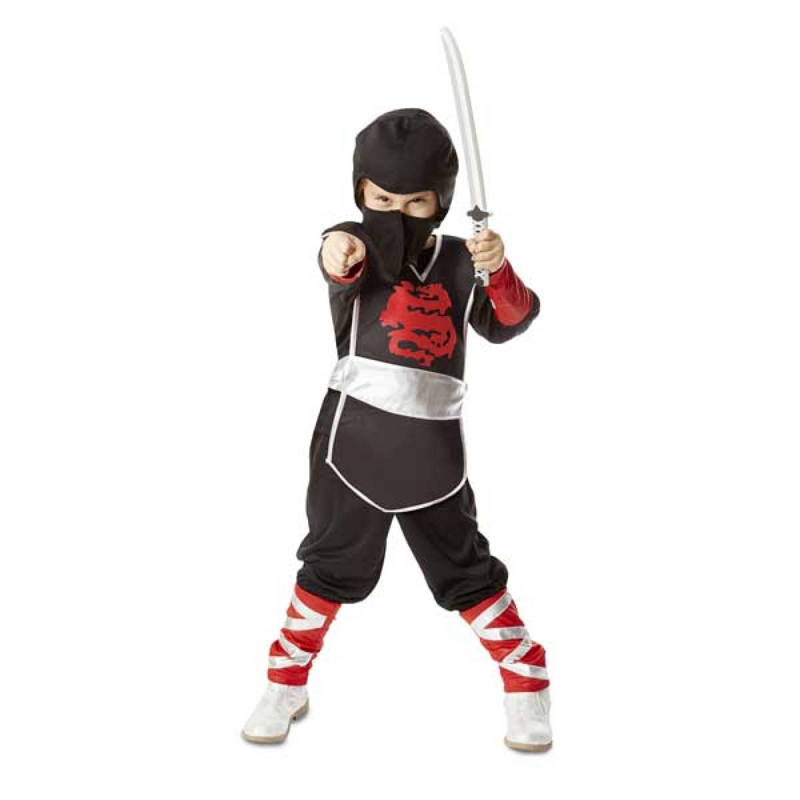 Fancy Dress Role Play Costume Set - Ninja