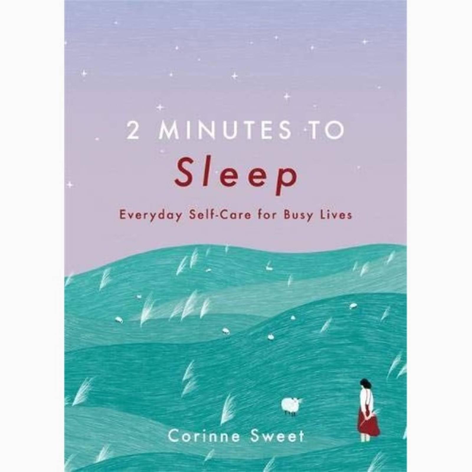 2 Minutes To Sleep - Hardback Book