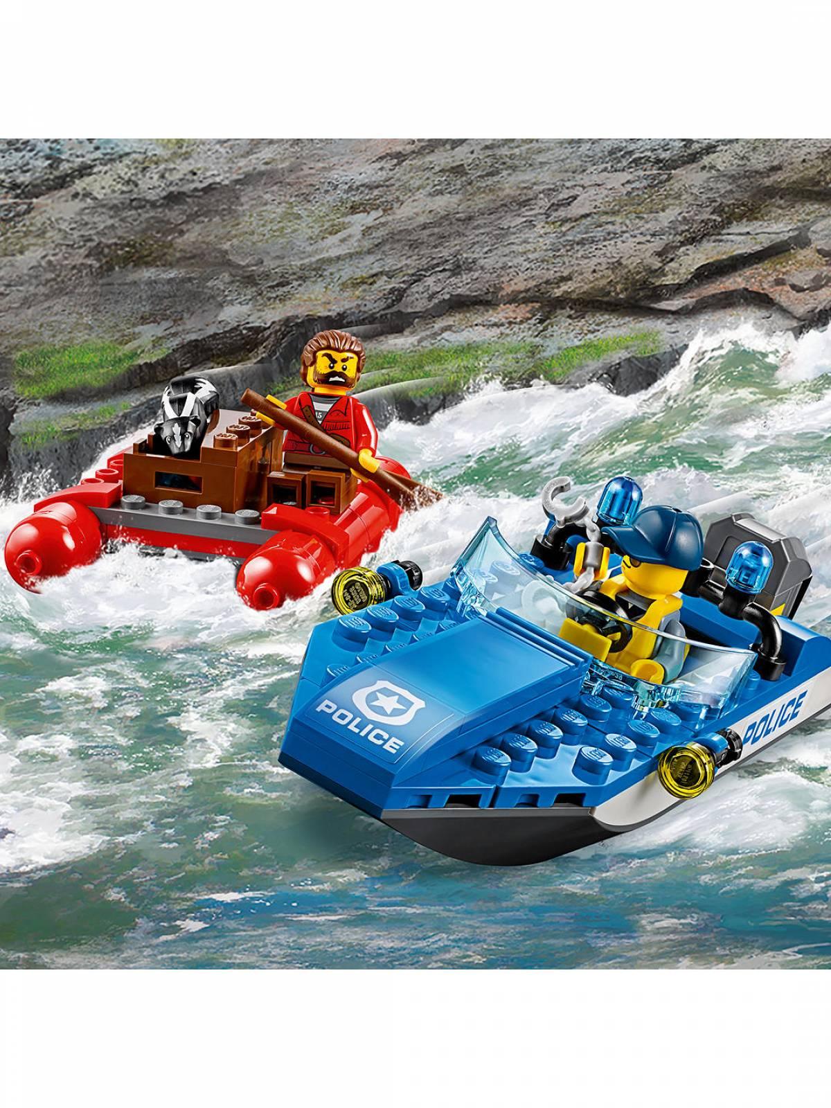 LEGO® City Wild River Escape 60176 thumbnails