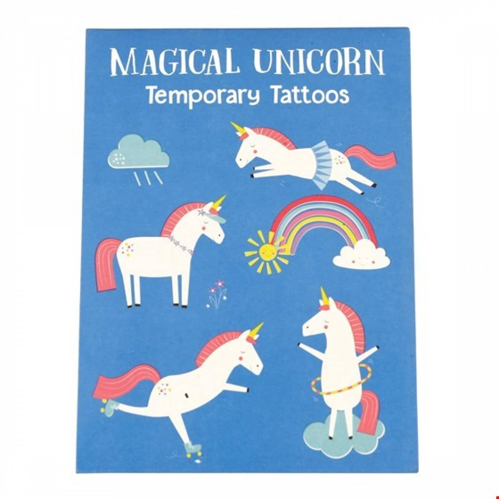 Unicorn Temporary Tattoos thumbnails