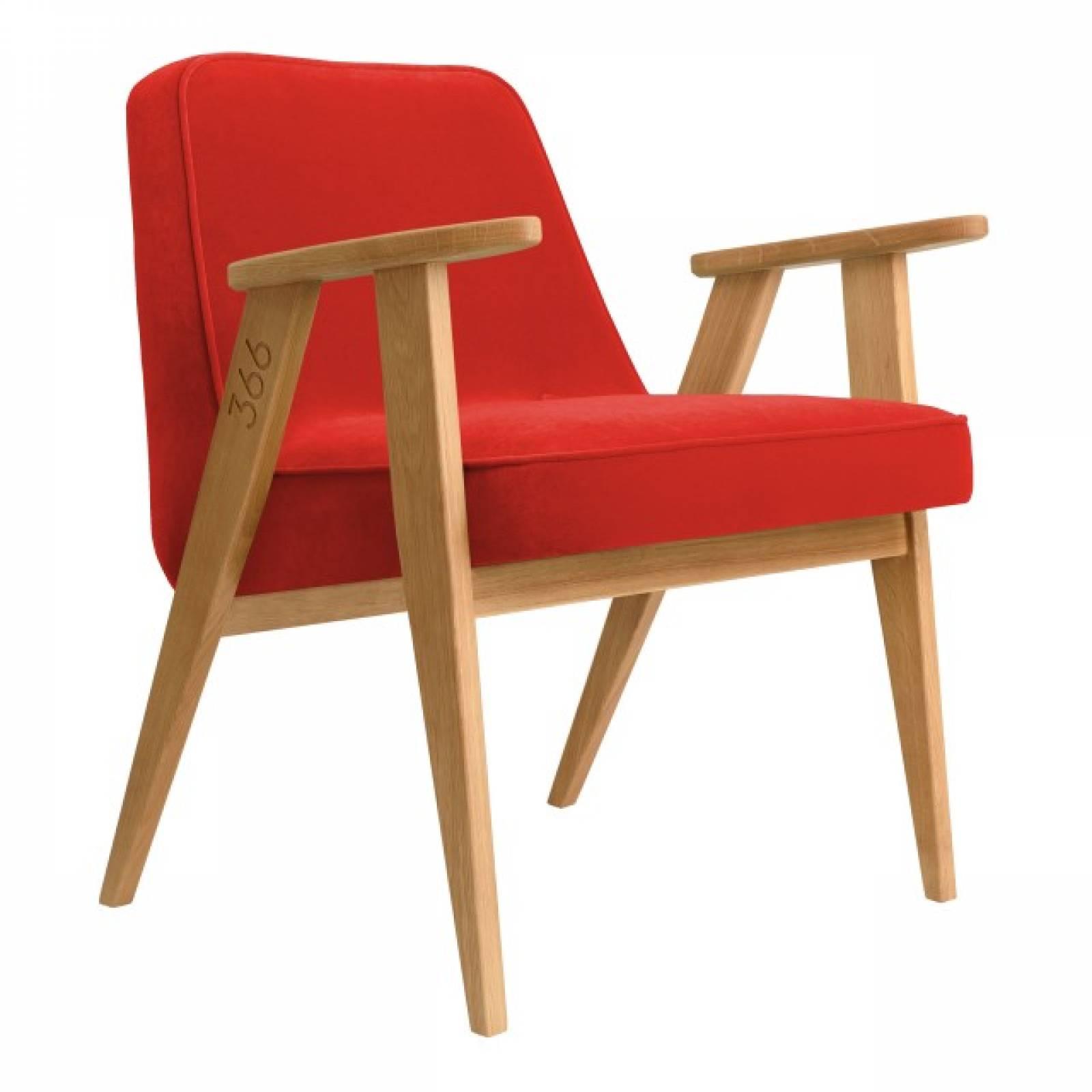 366 Plus Armchair - Velvet Fabrics