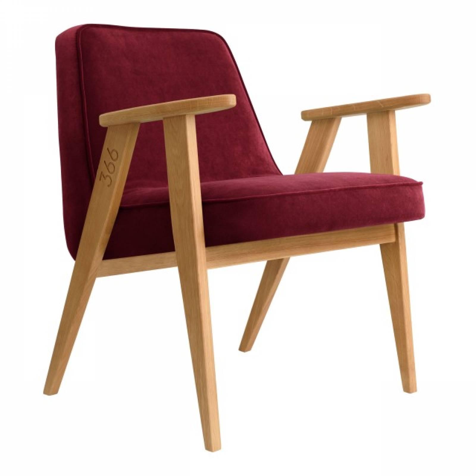 366 Plus Armchair - Velvet Fabrics thumbnails