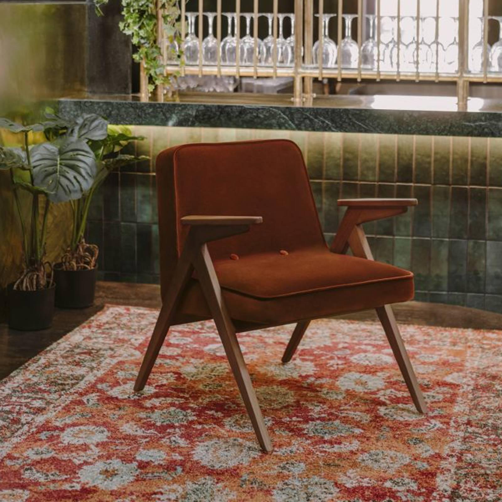 Bunny Armchair - Velvet Fabric thumbnails