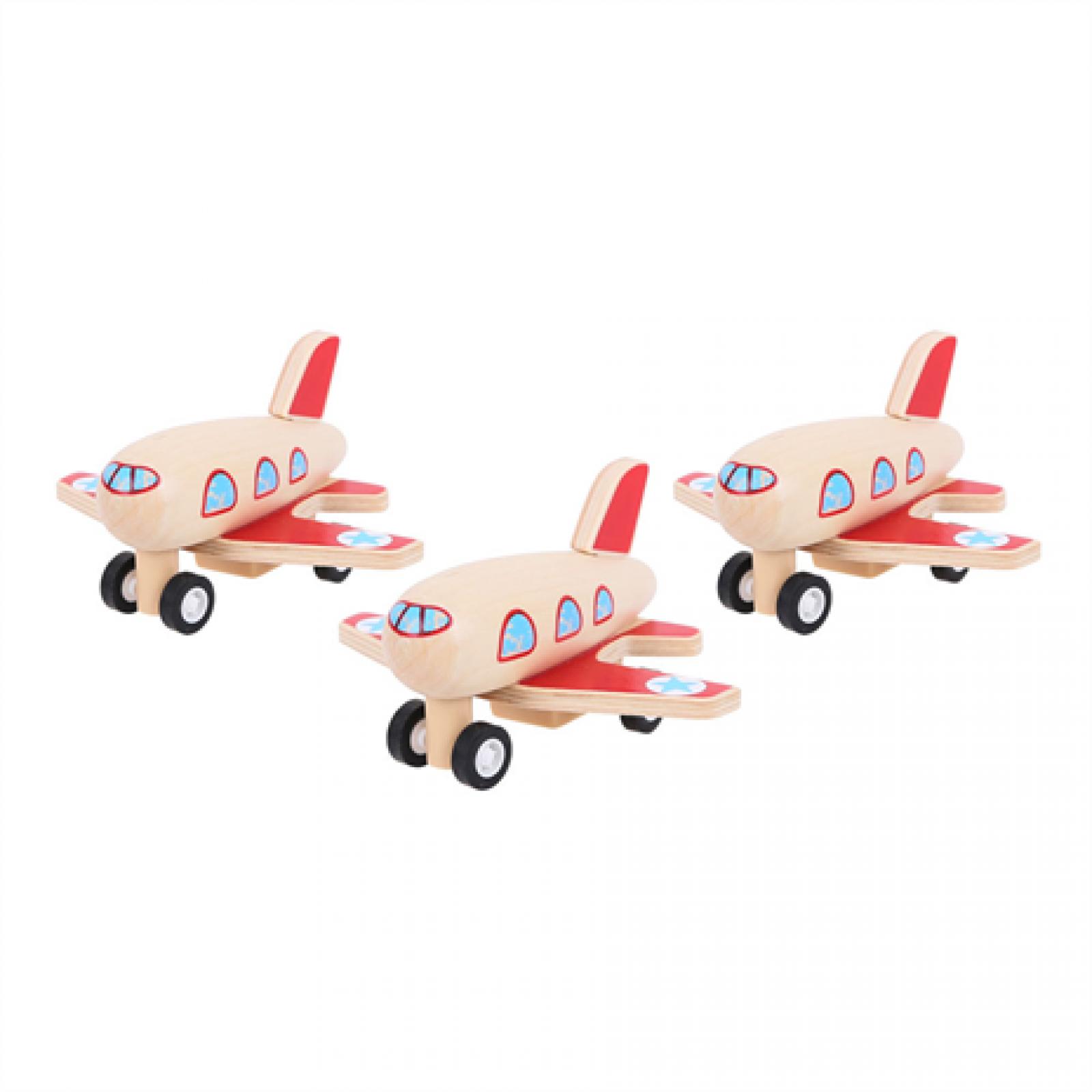 Pull Back Aeroplane 18mth+