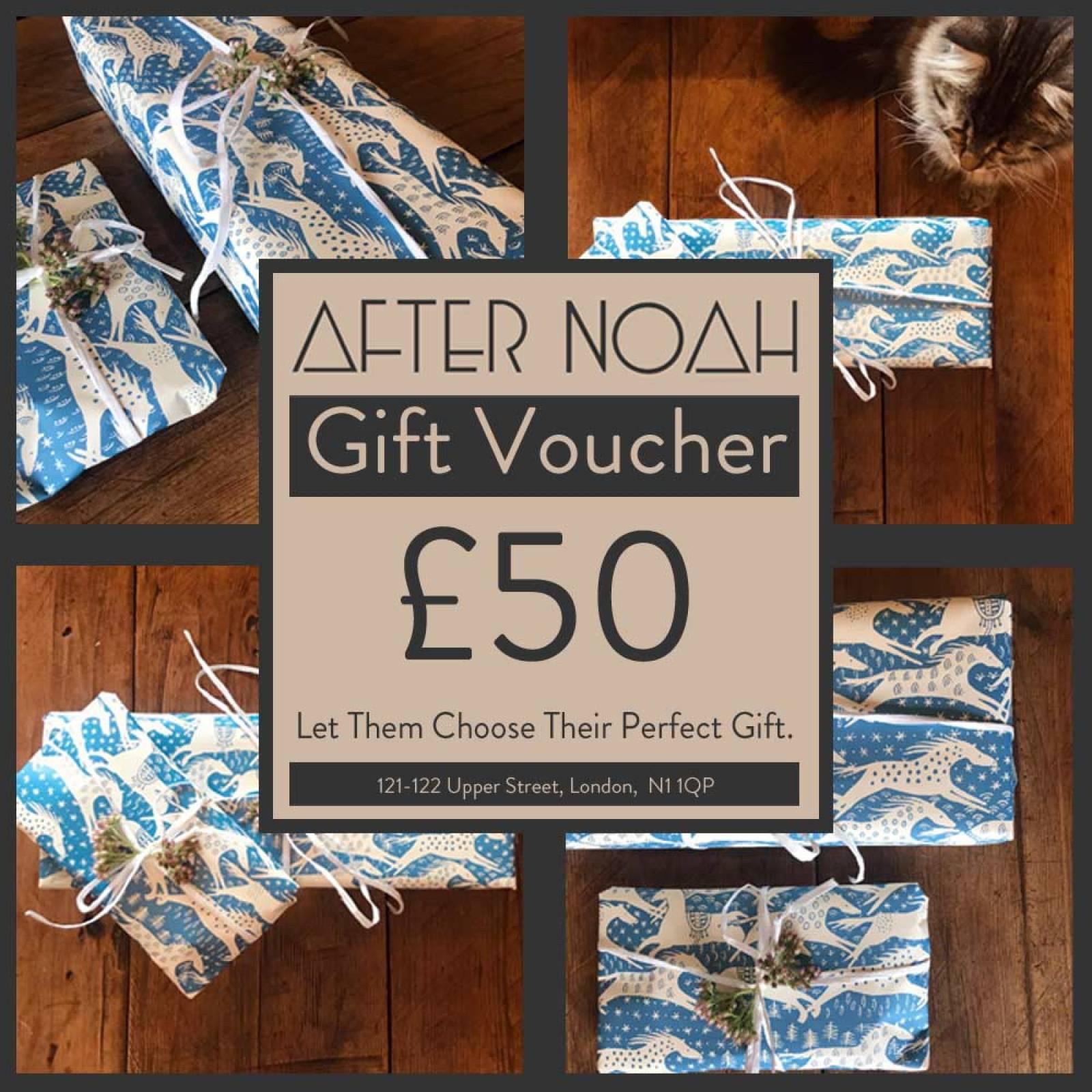 After Noah £50 Gift Voucher