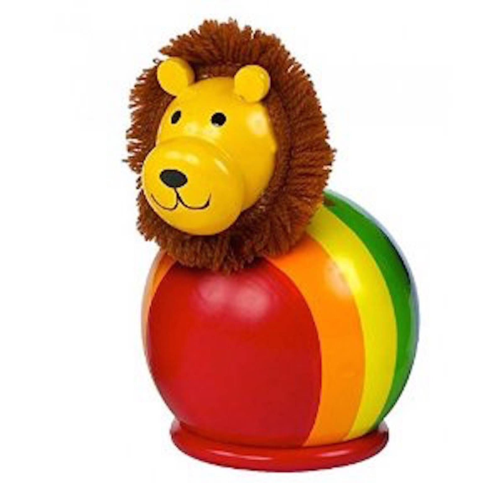 Wooden Lion Money Box 3+