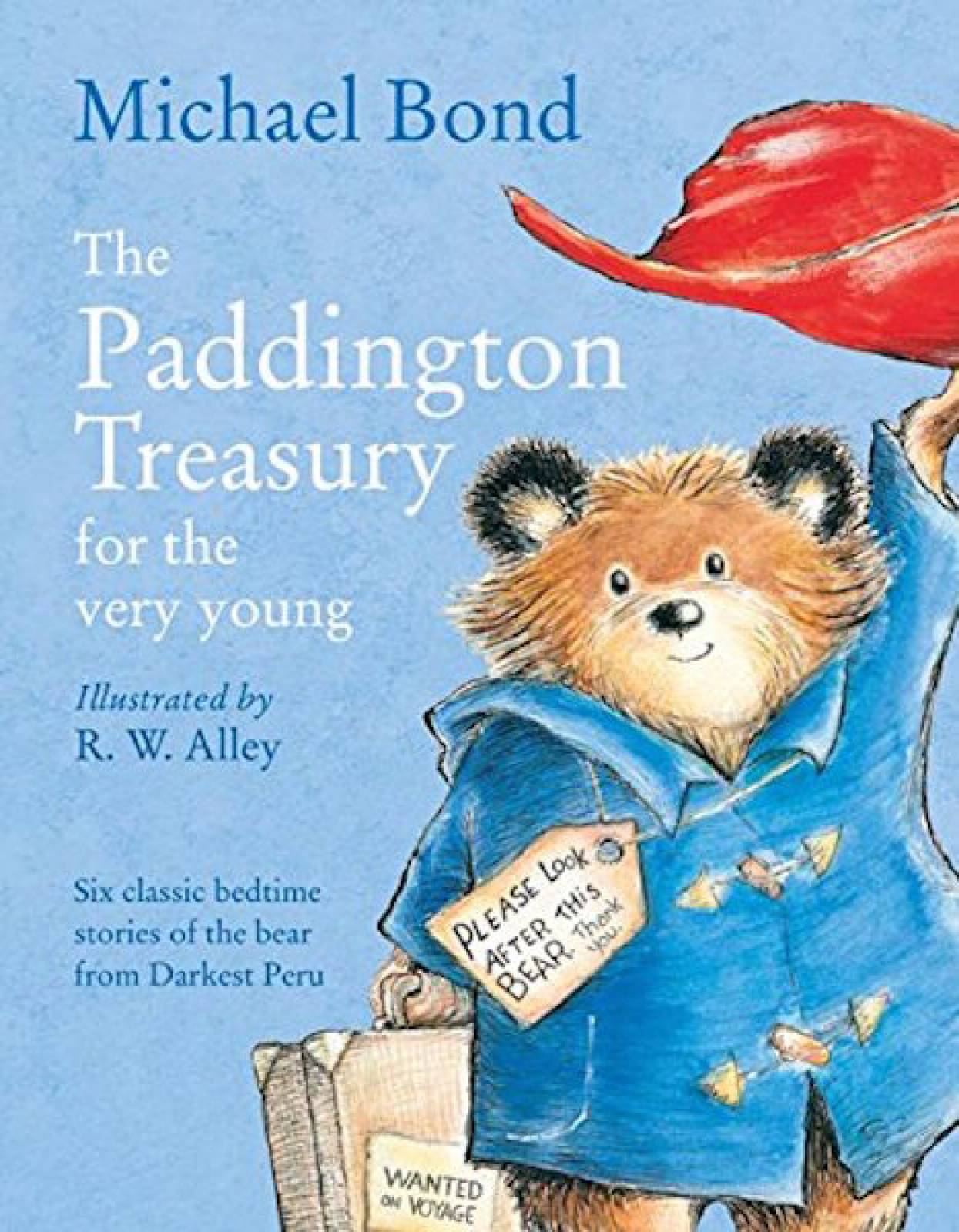 The Paddington Treasury For The Very Young Hardback Book thumbnails