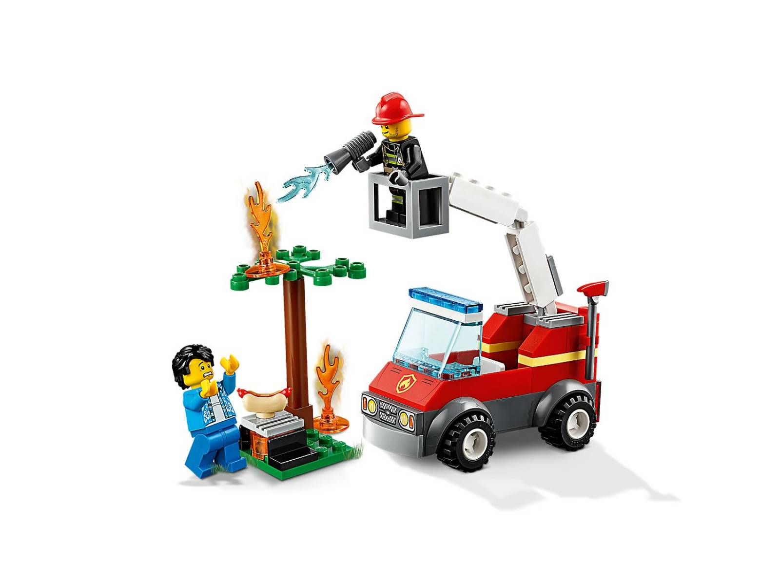 LEGO City Barbecue Burn Out 60212 thumbnails
