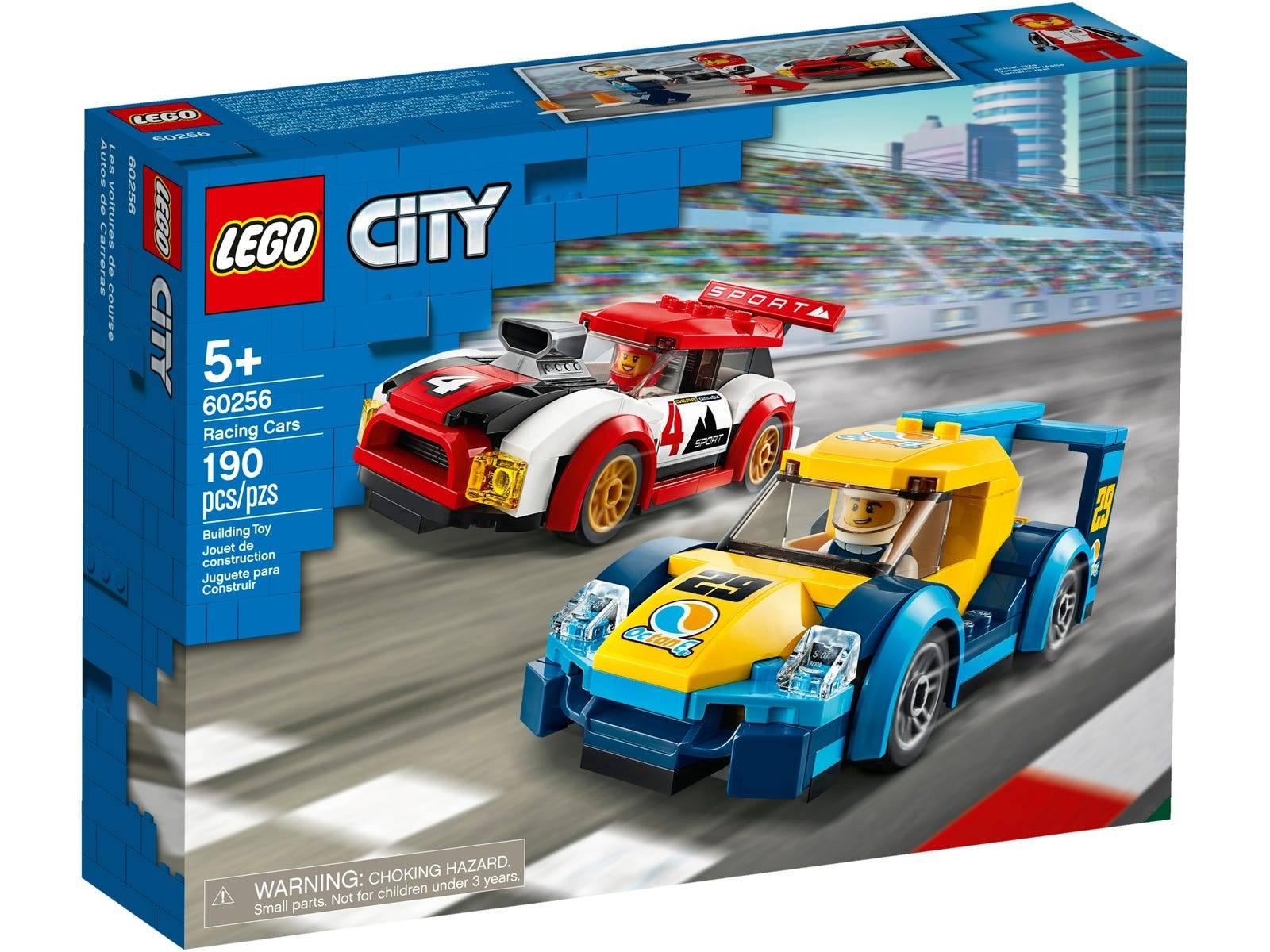LEGO City Nitro Wheels Racing Cars 60256
