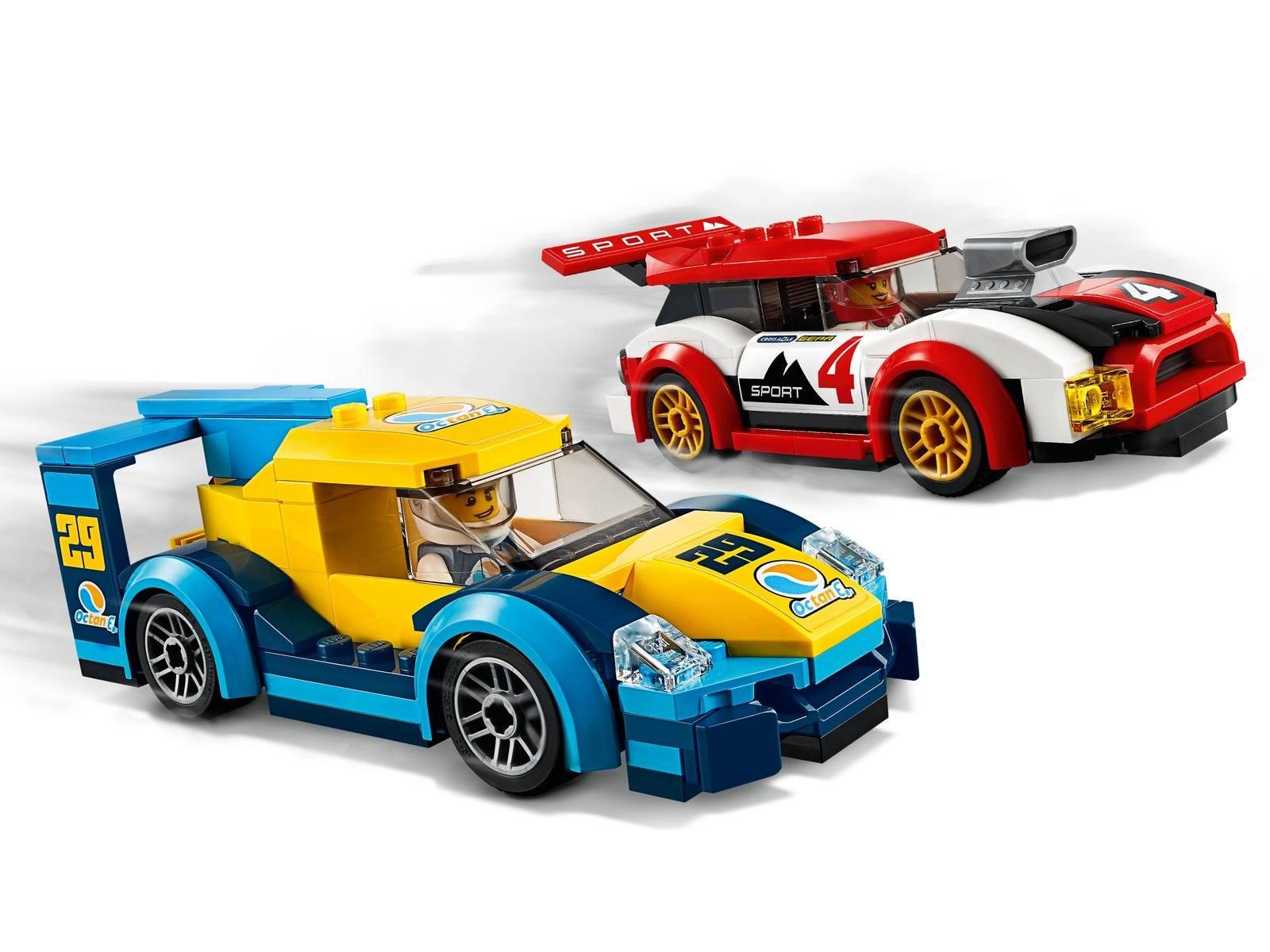LEGO City Nitro Wheels Racing Cars 60256 thumbnails