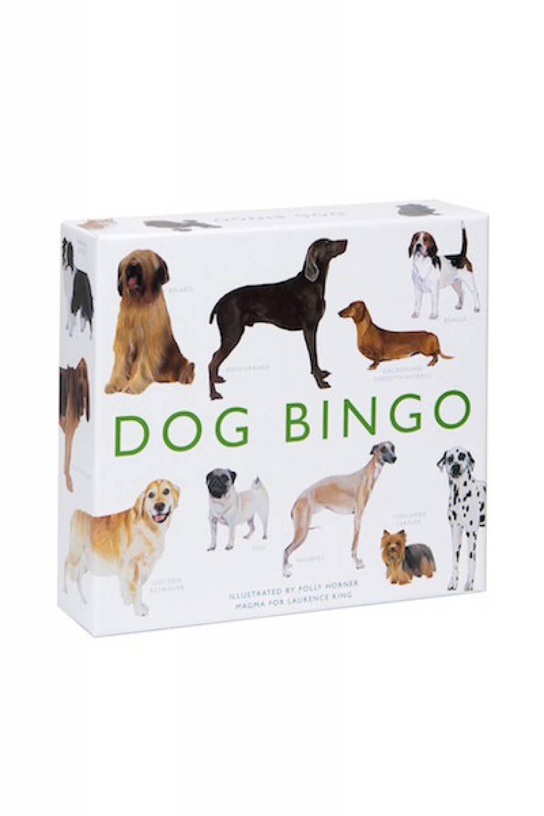 Dog Bingo Game 6+