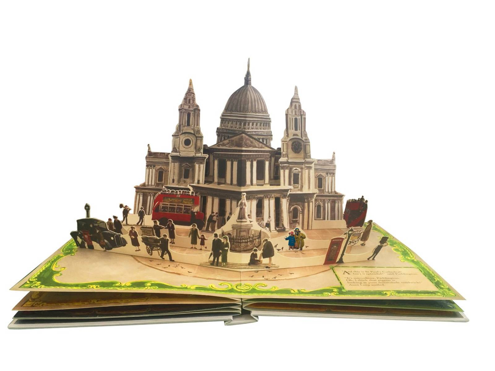 Paddington Pop Up Book London Collector's Edition thumbnails