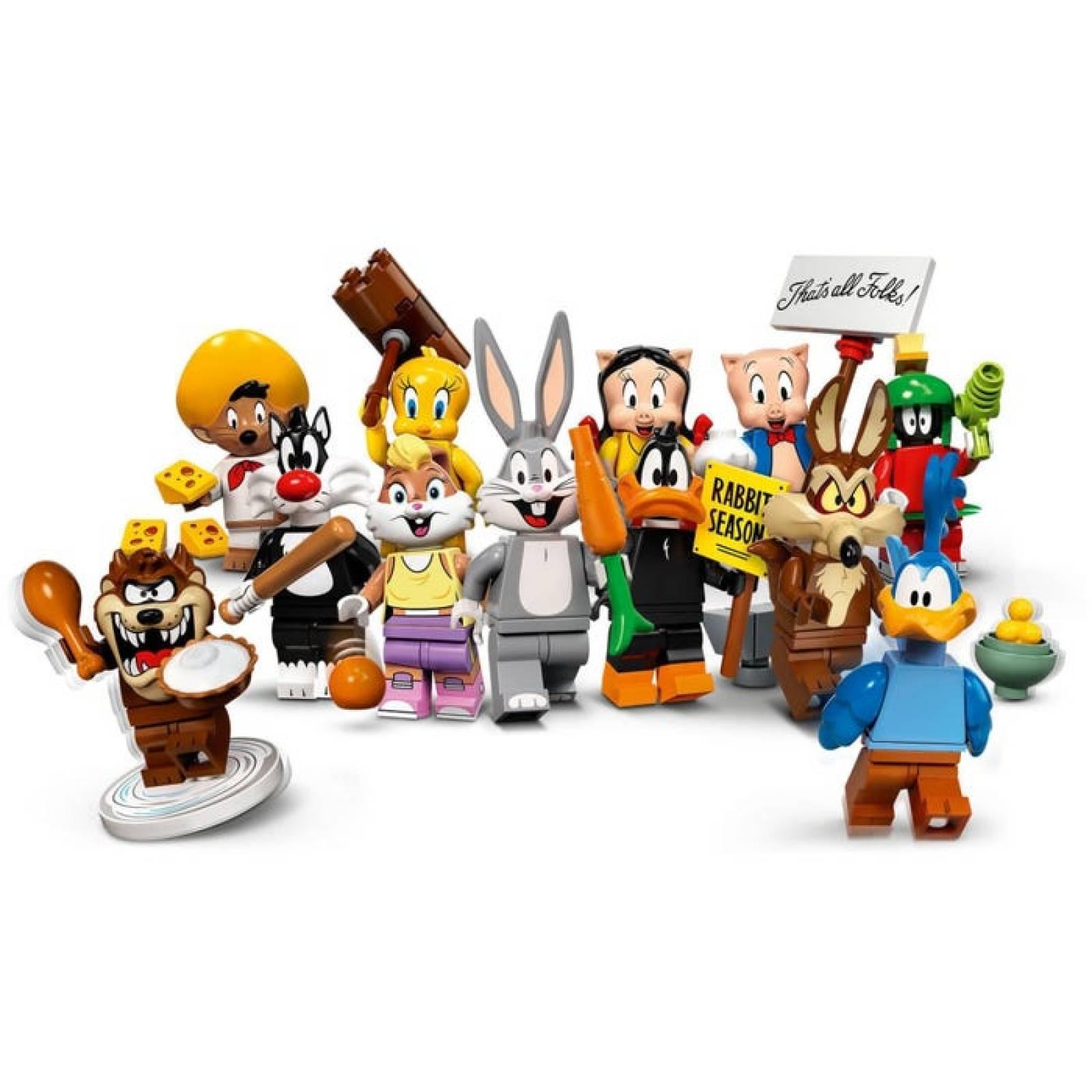LEGO Minifigures Looney Tunes 71030 thumbnails