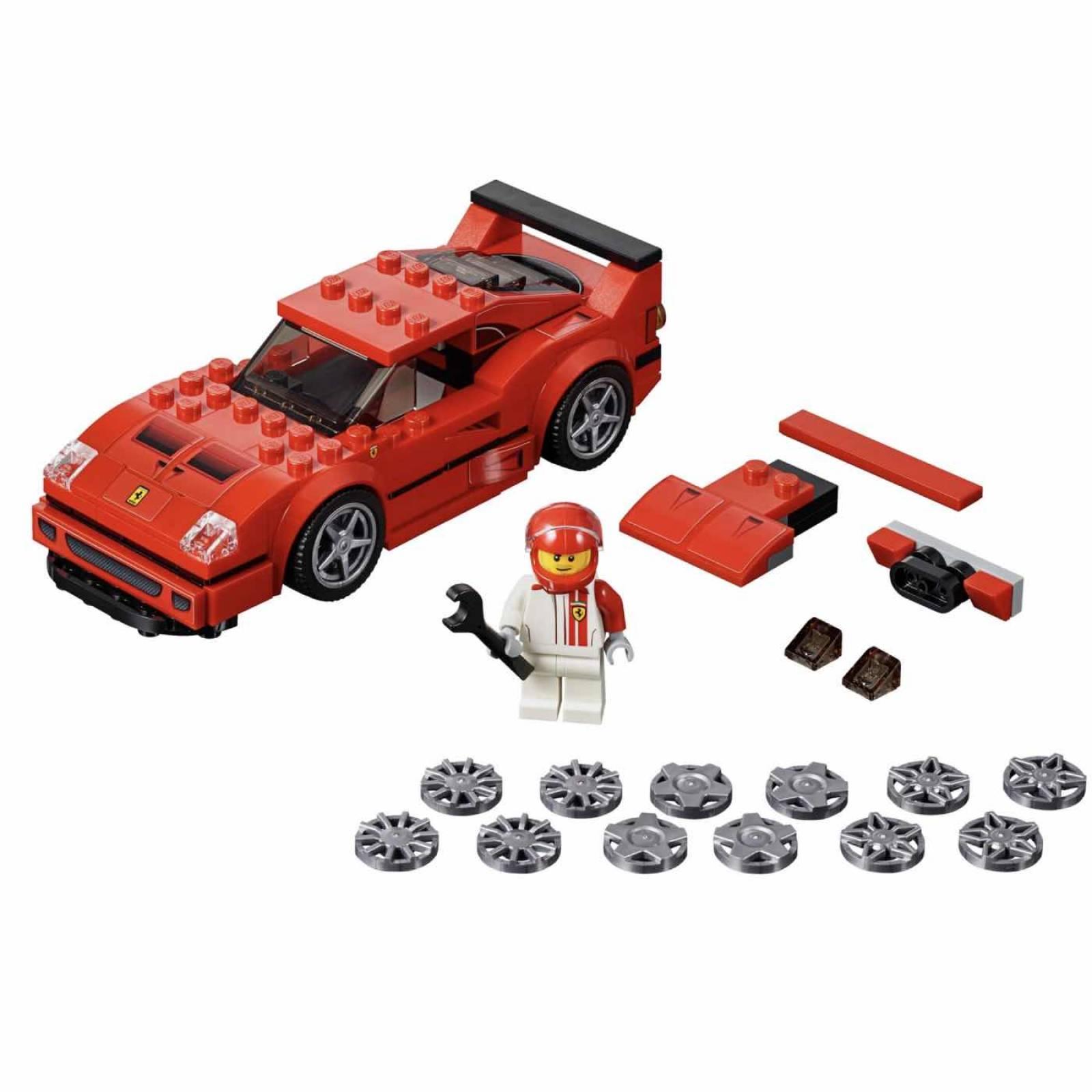 LEGO Speed Champions Ferrari F40 Competizione 75890 thumbnails