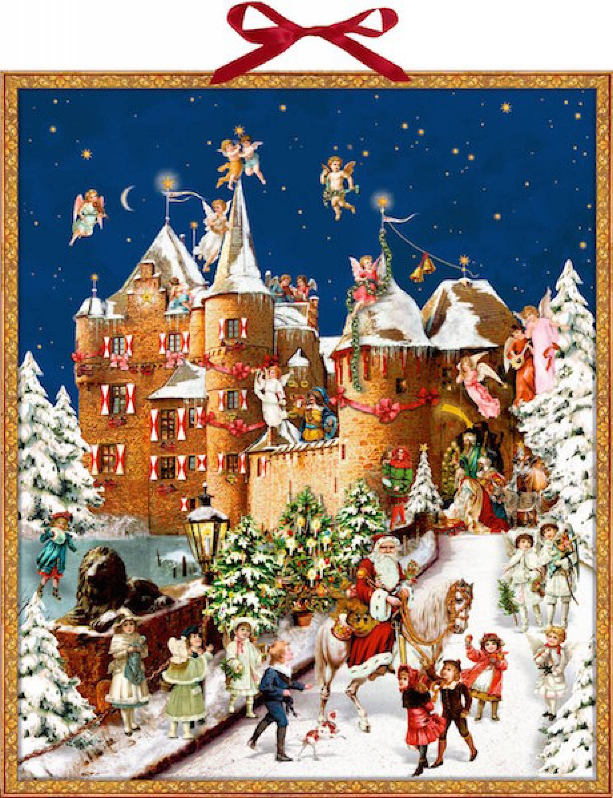 Christmas At The Castle Advent Calendar