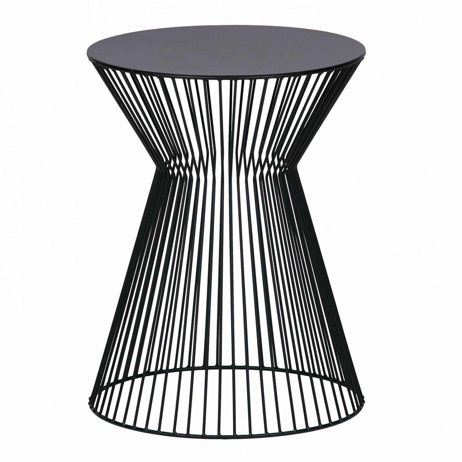 Wire Drum Side Table thumbnails