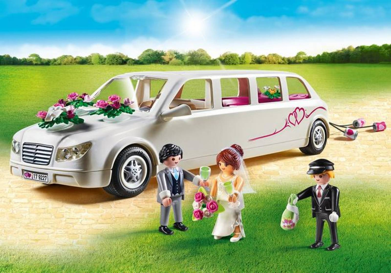 Wedding Limo Playmobil 9227 thumbnails