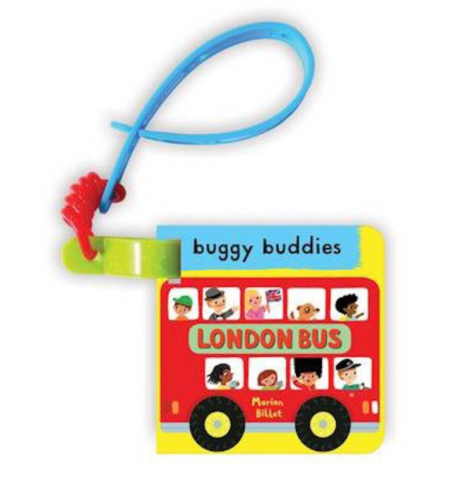 London Bus: Buggy Buddies Board Book thumbnails