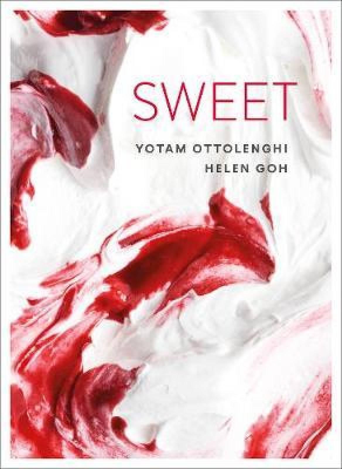 Ottolenghi Sweet - Hardback Book