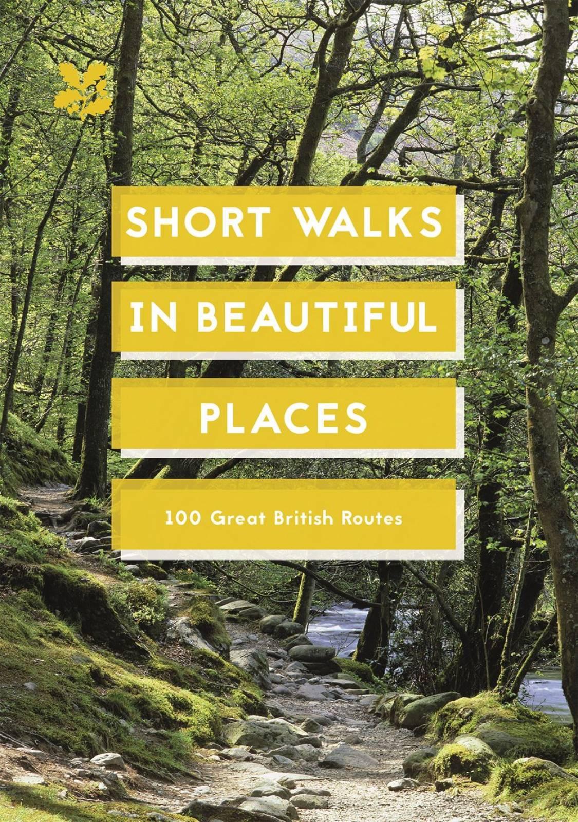 Short Walks In Beautiful Places - Paperback Book
