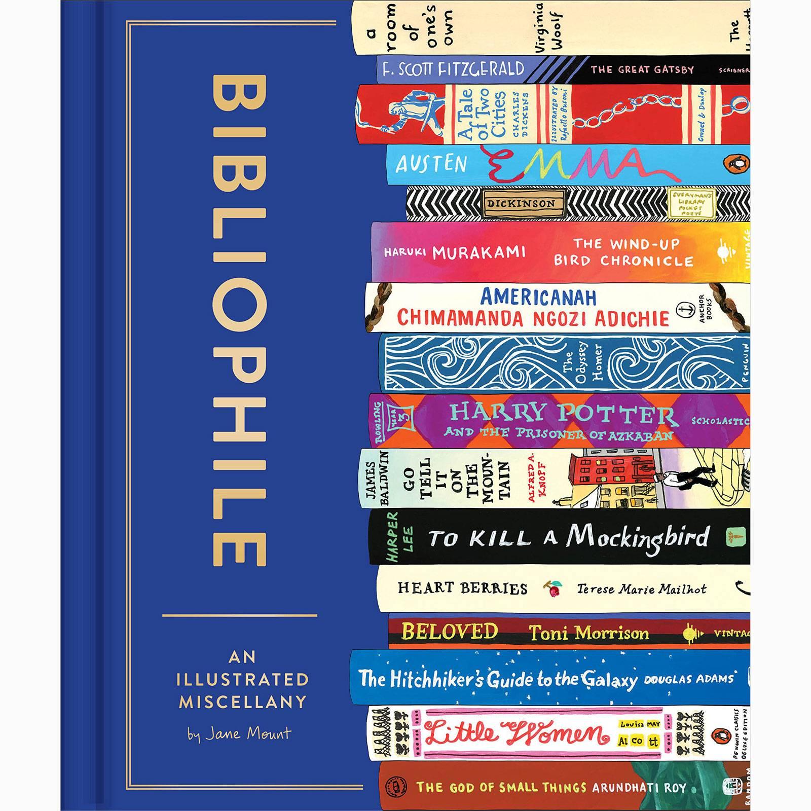 Bibliophile - Hardback Book