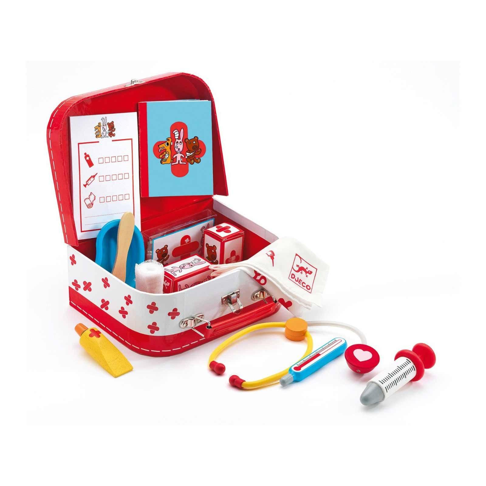 Bobodoudou: Suitcase Medical Vets Kit For Pets