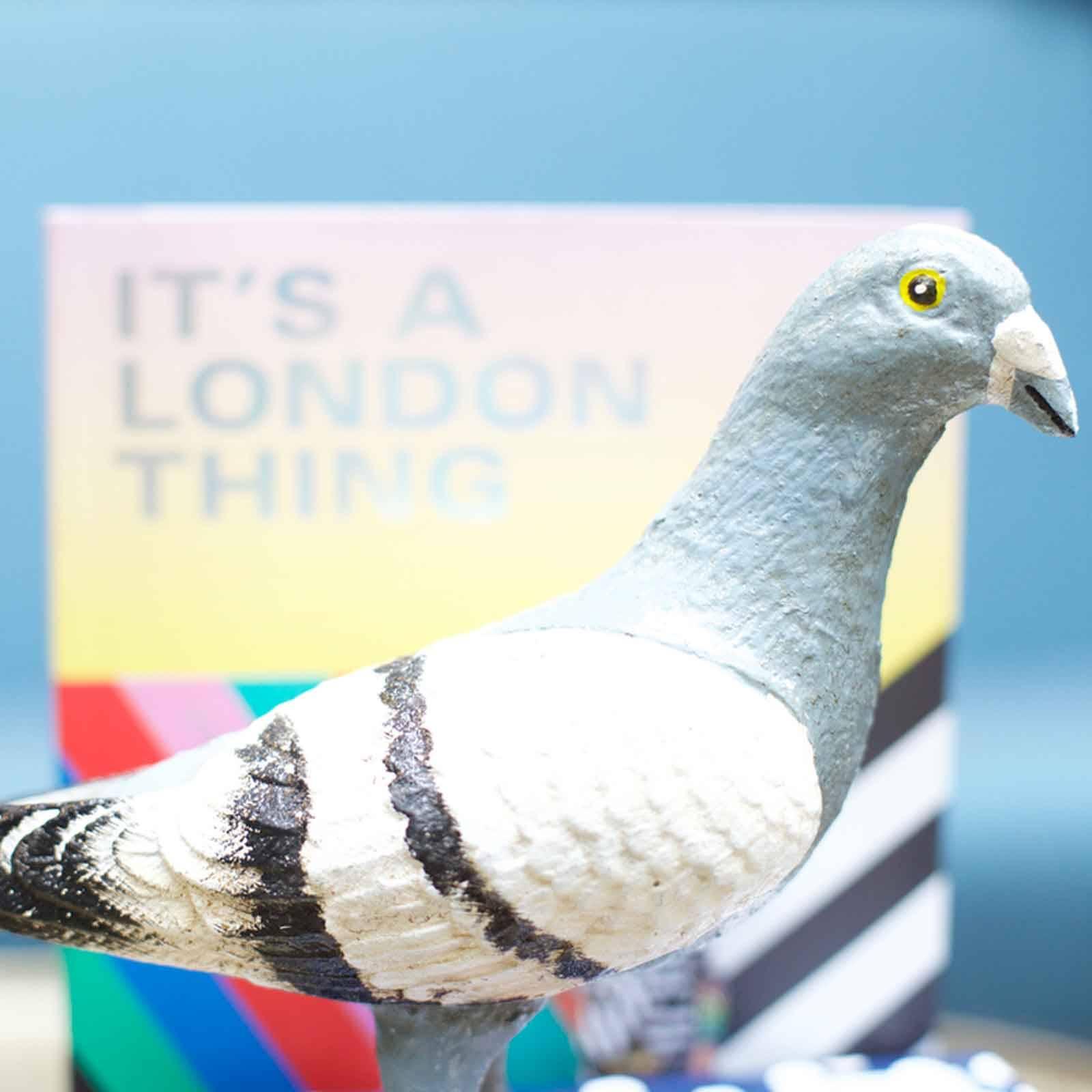 Cast Iron Standing Pigeon thumbnails