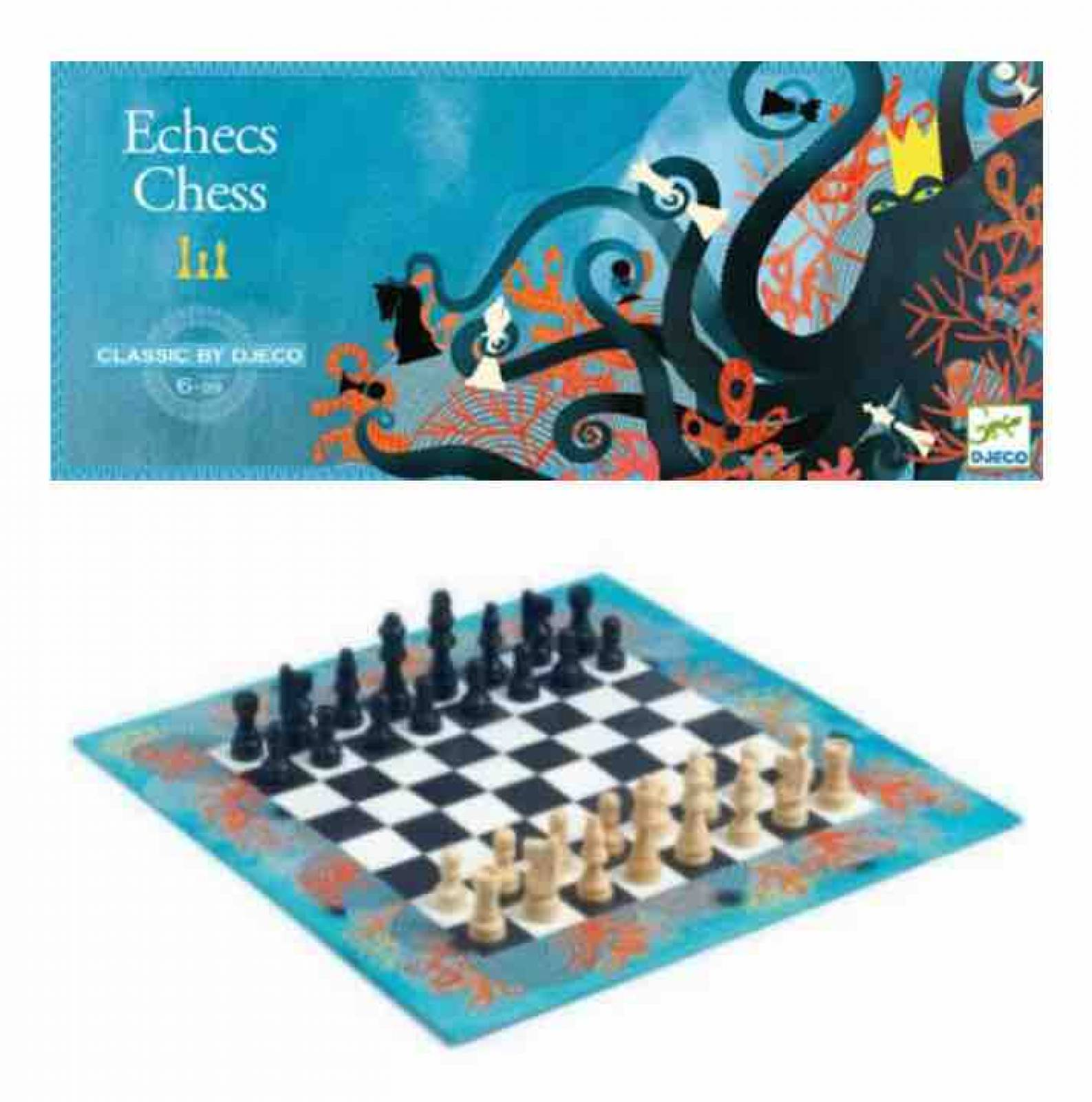 Chess Game By Djeco