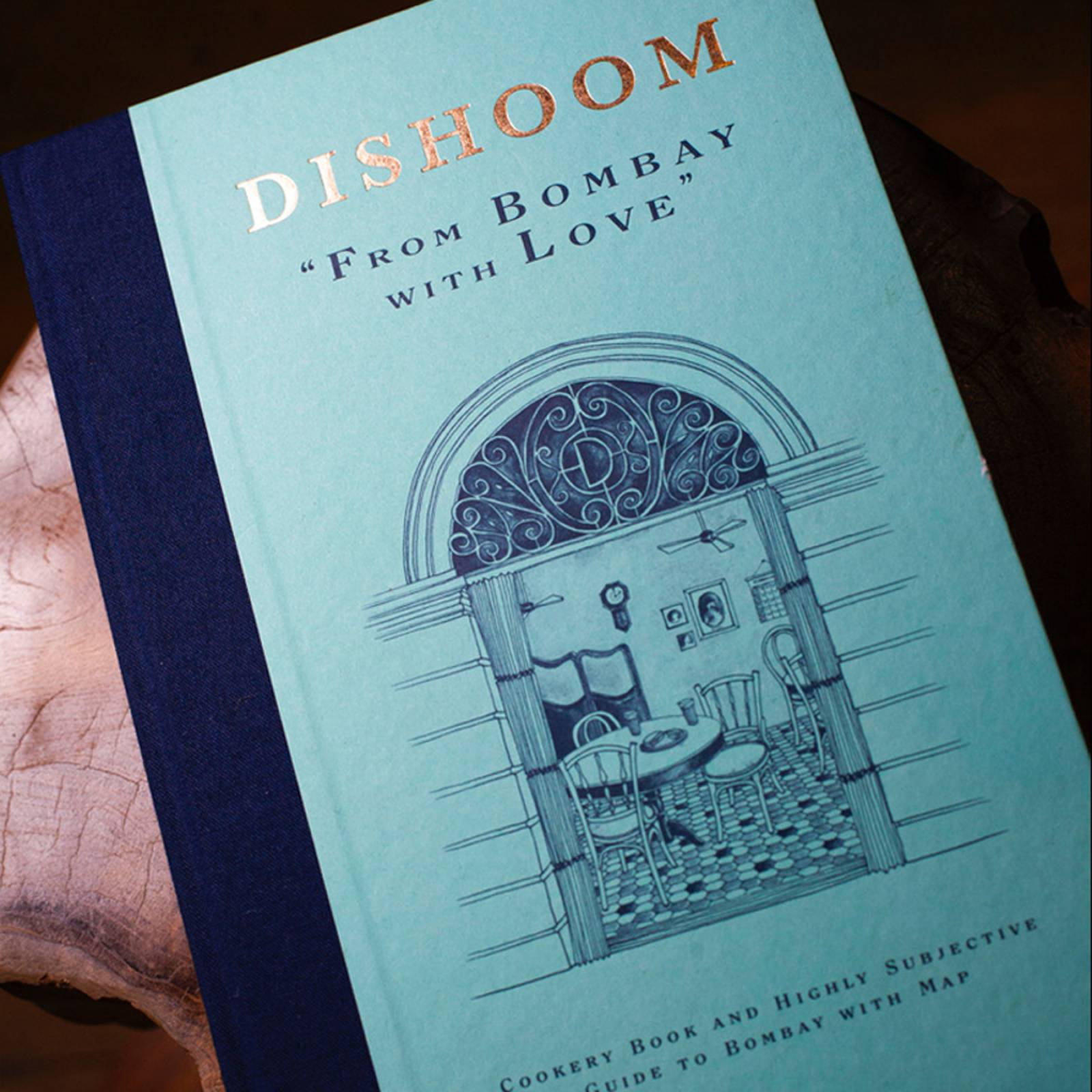 Dishoom - From Bombay With Love - Hardback Book