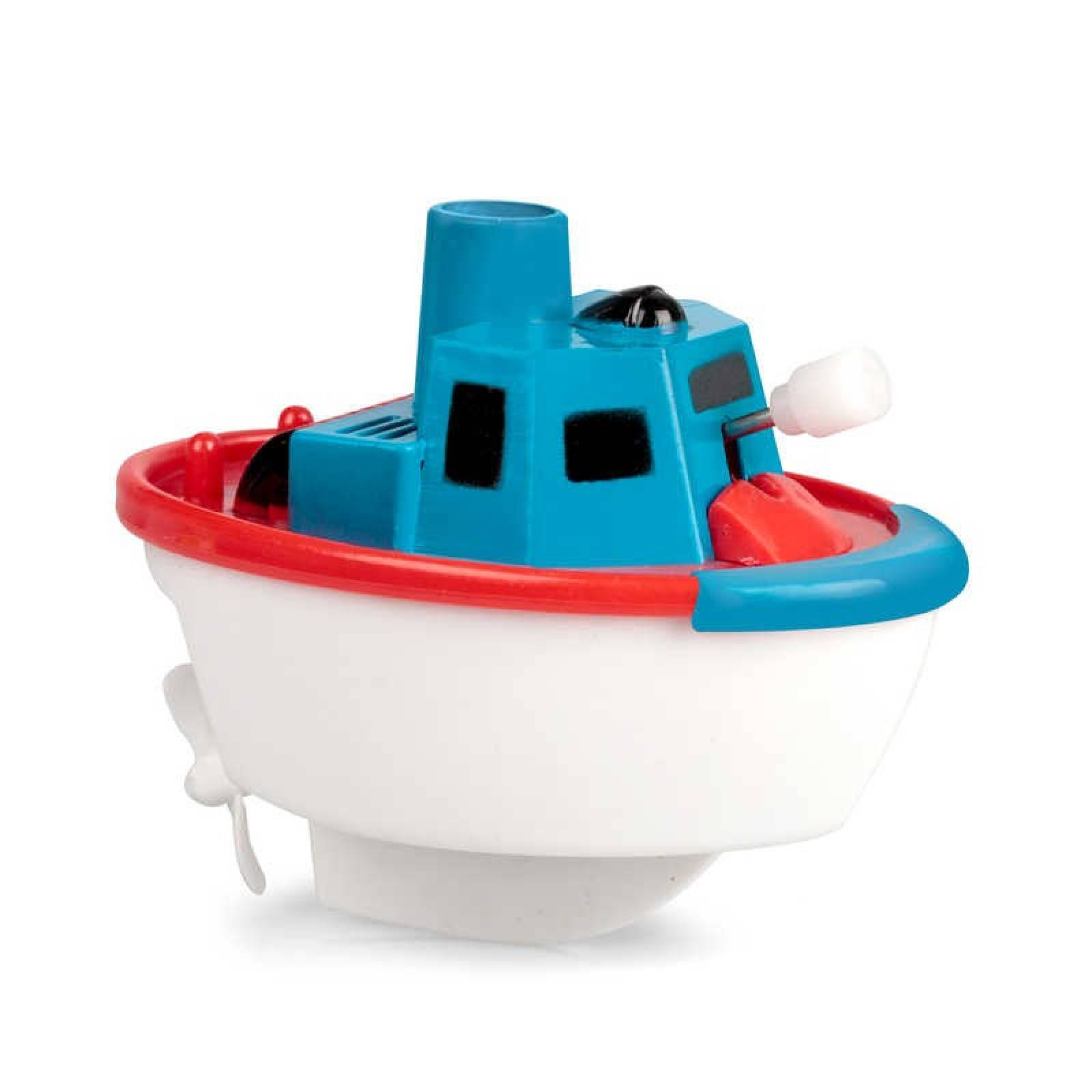 Wind Up Boat Cruiser Single