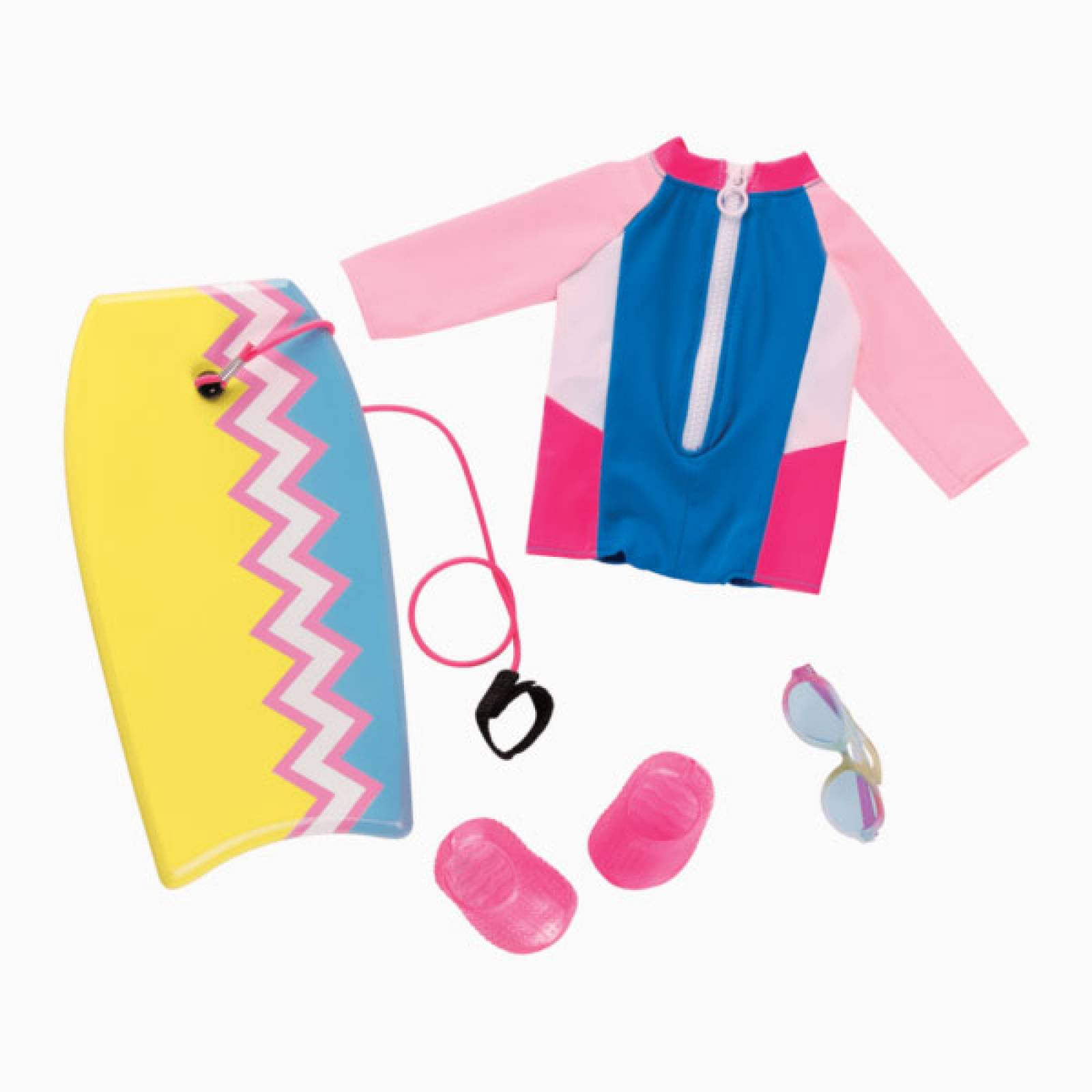 Fashion Wave - Our Generation Doll Clothes Set 3+