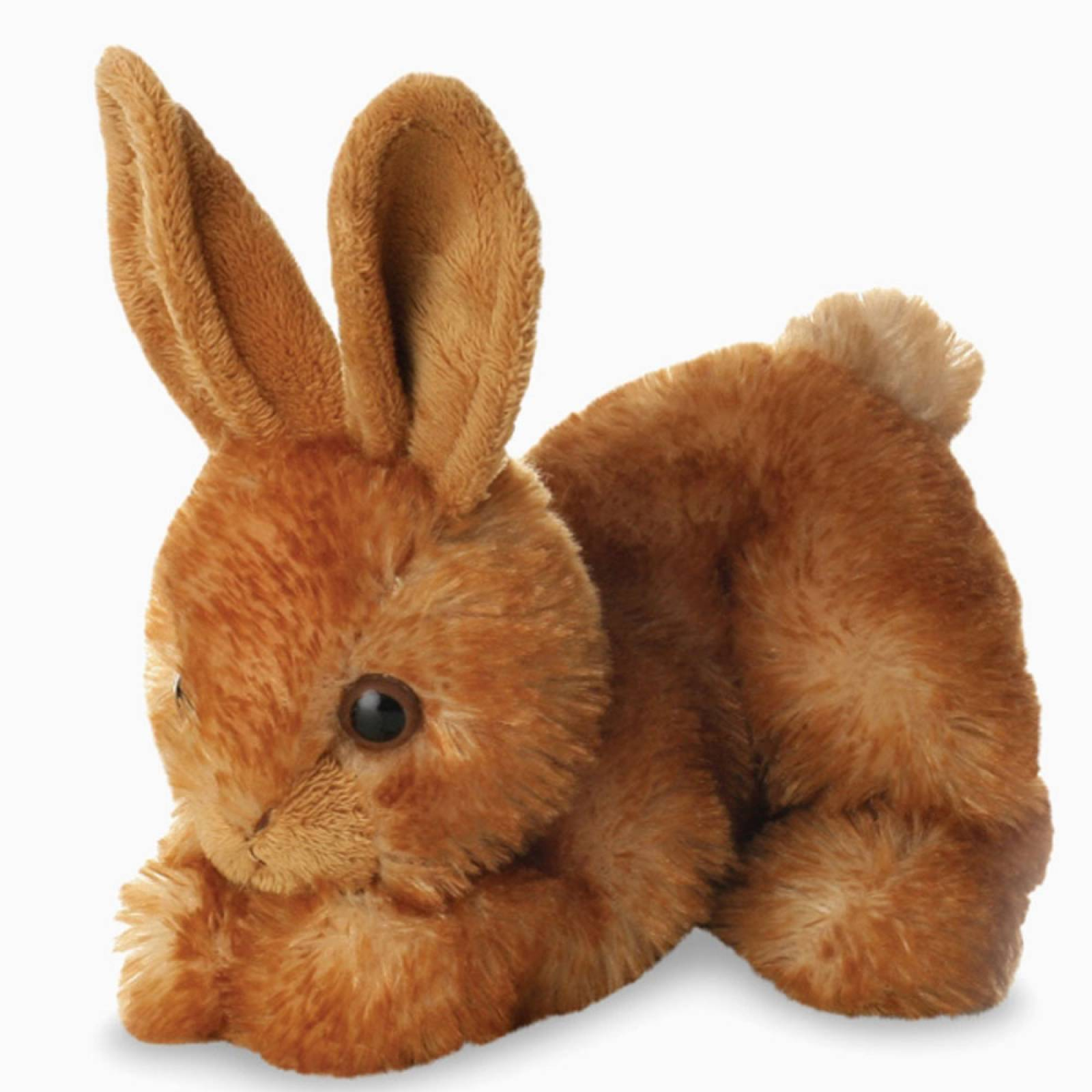 Mini Flopsie - Bitty Bunny Rabbit Soft Toy 20cm